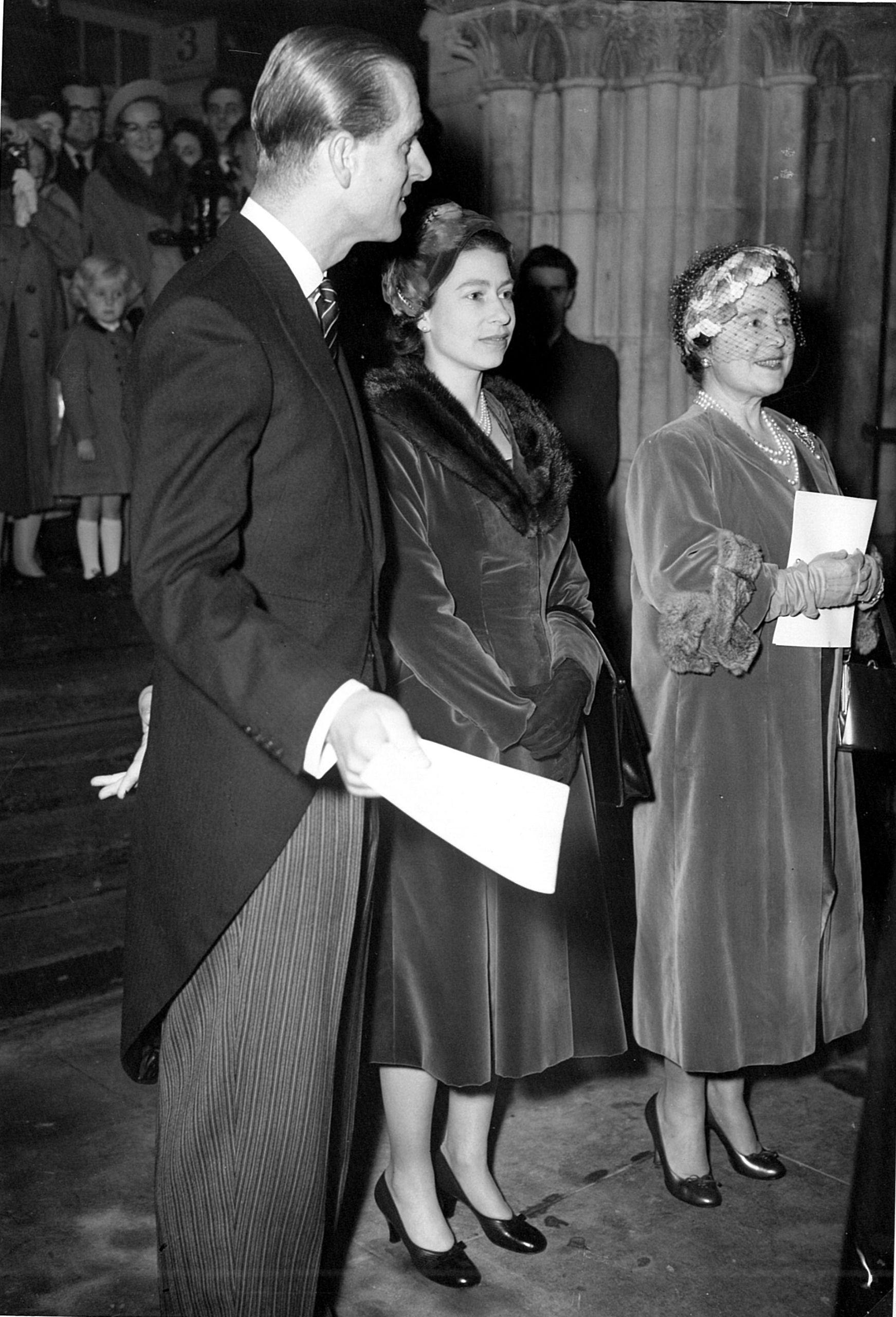 7. Royal visit 1958.JPG
